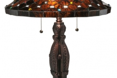 TIFFANY STYLE TABLE LAMP 33
