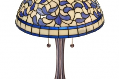 TIFFANY STYLE TABLE LAMP 34