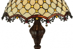 TIFFANY STYLE TABLE LAMP 35