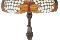 TIFFANY STYLE TABLE LAMP 7