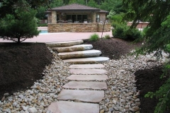 Pathway and Steps