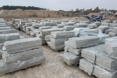BIG SLAB LIMESTONE WALL STONE