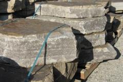 BIG SLAB SANDSTONE WALL STONE