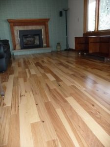 Pre finished Hardwood Floors