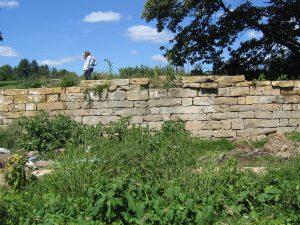 Barn stones