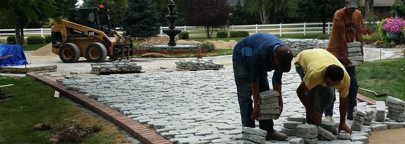 Half Regulation Granite Cobblestone