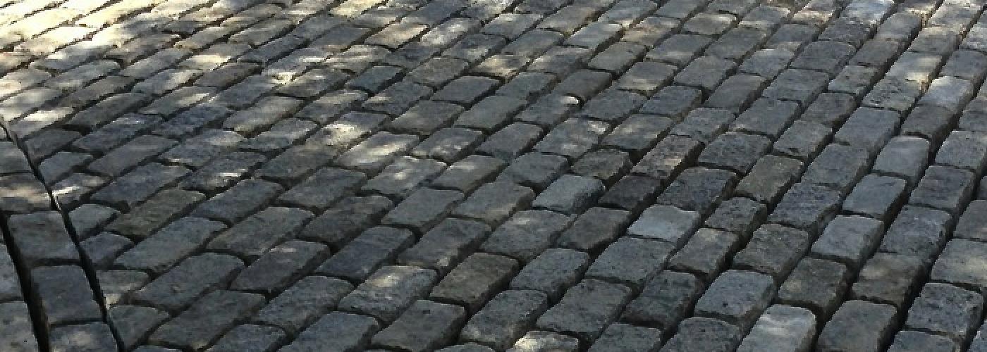 Granite Cobblestone & Belgian Block